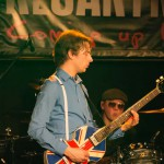 Foto: ReCartney live im Bahnhof Bad Salzuflen
