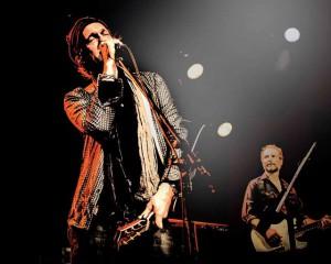 Foto Wolf Maahn live