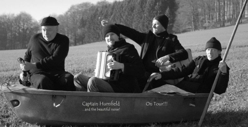 Captain Humfield and the Beautiful Noise