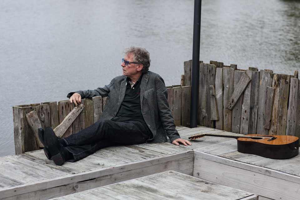 Reider Jensen Folk Rock Artist