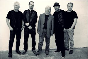 Larry Garner und die Norman Beaker band