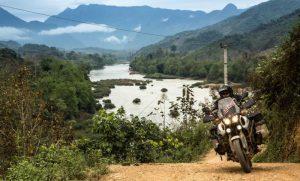 Erik Peters: Mit dem Motorrad durch Südostasien