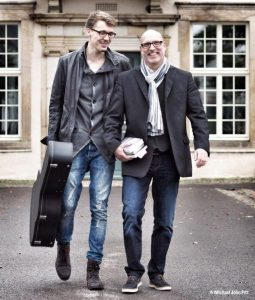Jonas Pütz und Christian Jaschinski