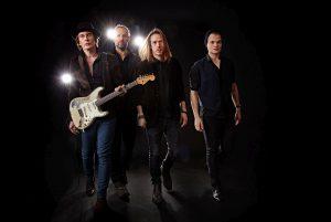 Bandfoto: The Blue Poets