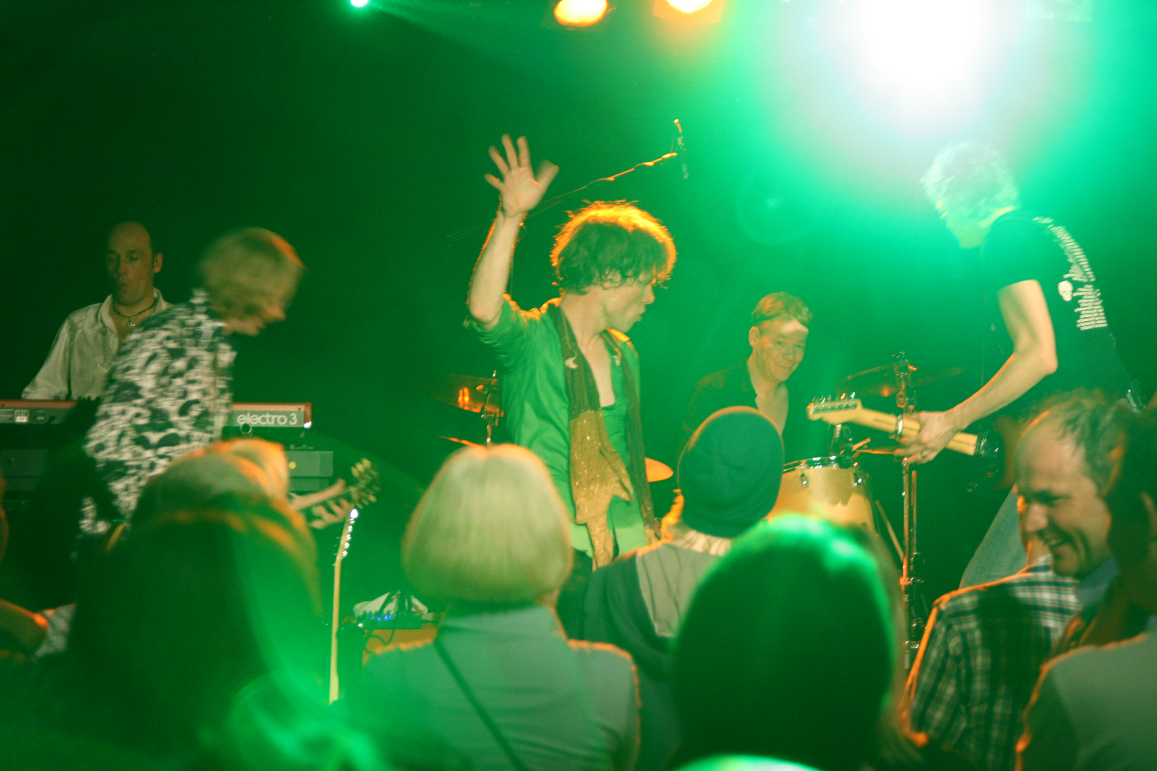 Foto vom Voodoo Lounge Konzert 2011