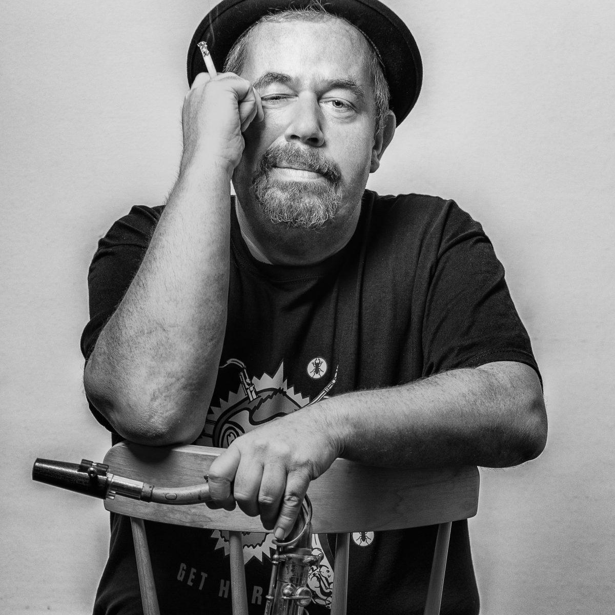 Bandleader Tommy Schneller