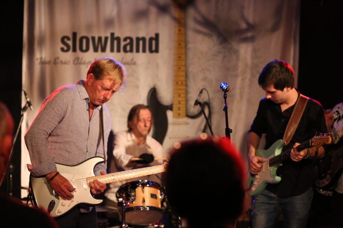 Slowhand Konzert 2016