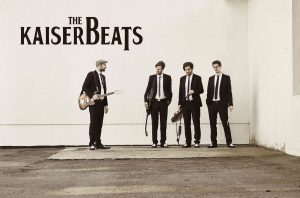 Pressefoto The Kaiserbeats