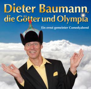Dieter Baumann, die Götter und Olympia